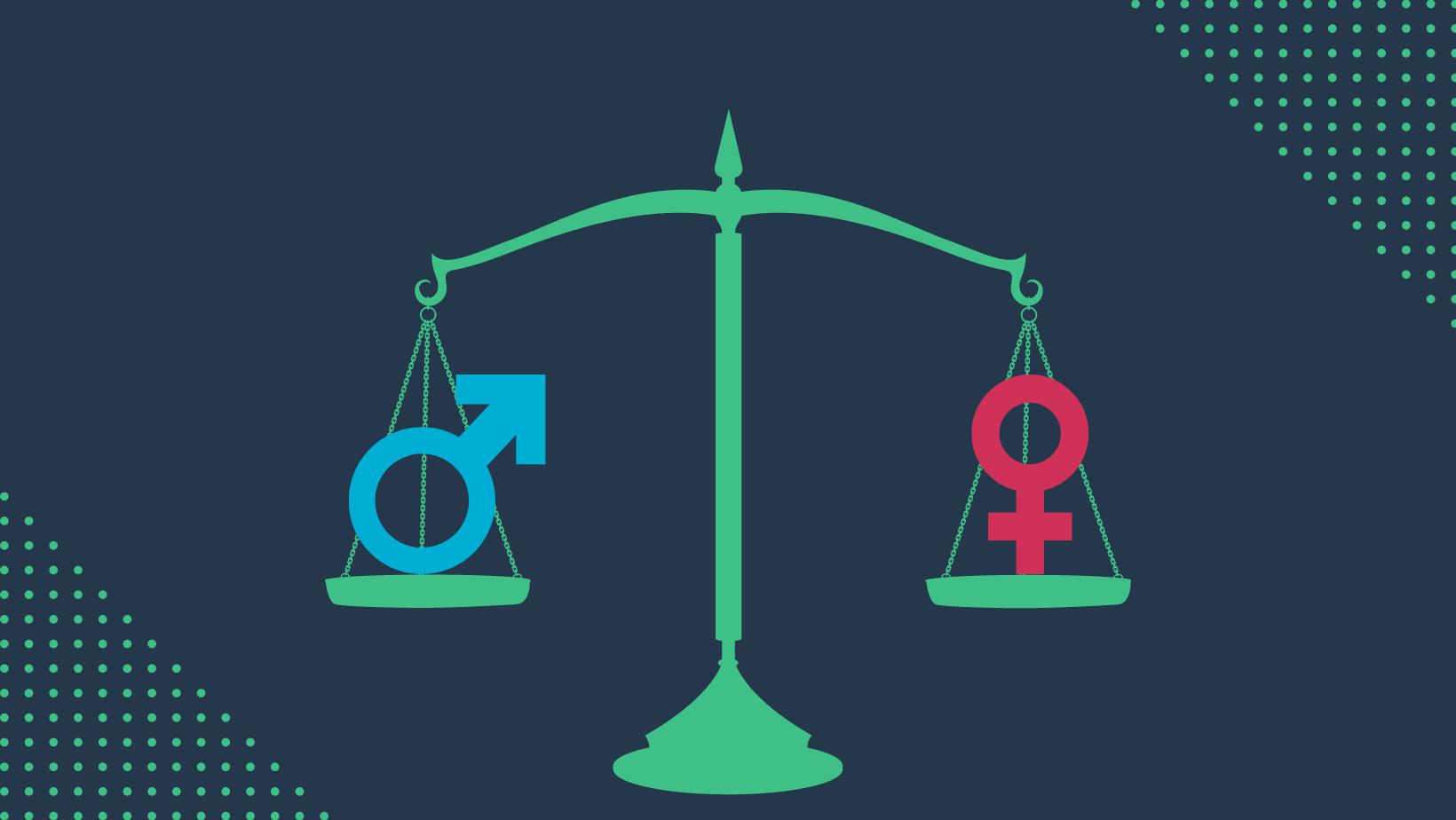 Gender pension gap